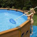 Asortyment do pielęgnacji basenów
