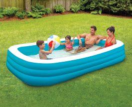 Jaki basen przenośny? – stelażowy czy rozporowy – który wybrać?