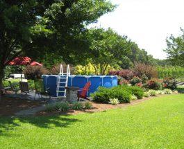 Błędy przy montażu basenu ogrodowego