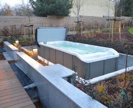Rodzaje basenów spa