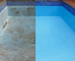 Powłoka basenu