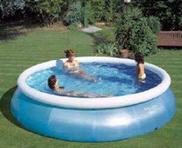 Błędy przy zakładaniu basenu ogrodowego